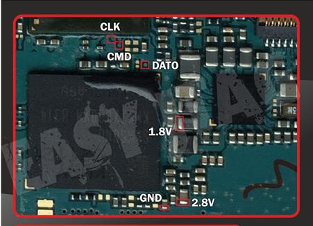 Samsung GT I9060 Emmc Direct Dump File Download