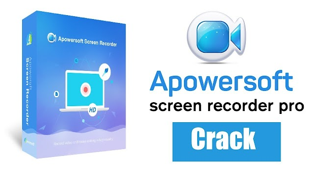 Apowersoft Screen Recorder pro Full Version Crack Software Free Diwnload
