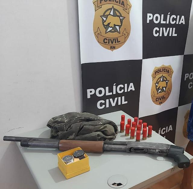 Polícia Civil prende suspeitos por furtos e receptação no interior do RN