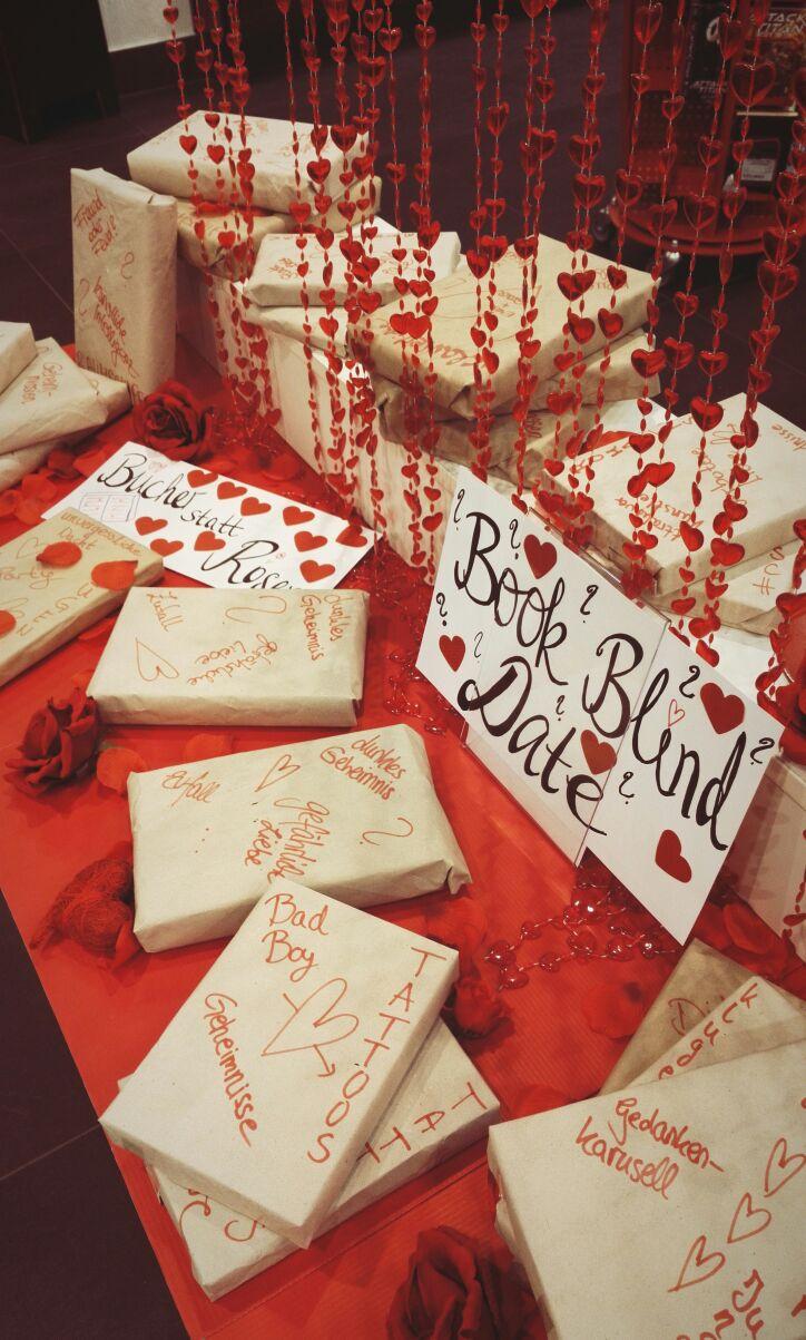 book blind date zum valentinstag wonderworld of books. Black Bedroom Furniture Sets. Home Design Ideas