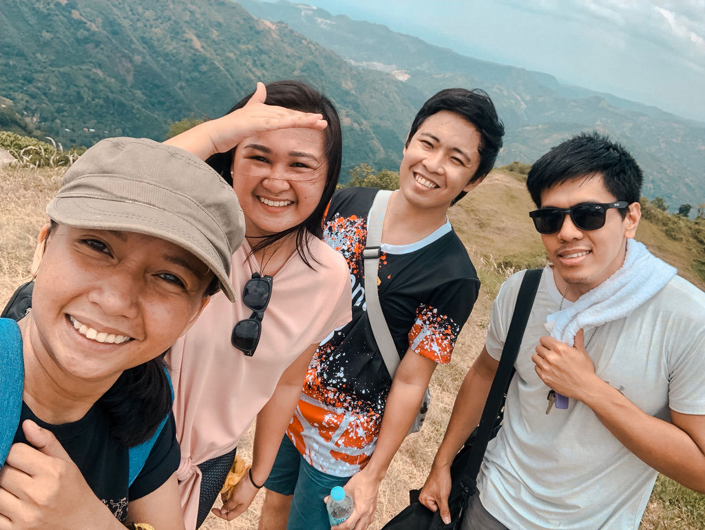 Half Day Hike to Mt. Naupa: Not Really Easy But Worth It