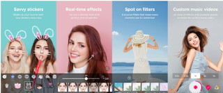 Aplikasi Kamera Cantik Terbaik untuk Android