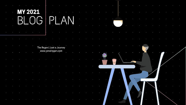 my 2021 blog plan
