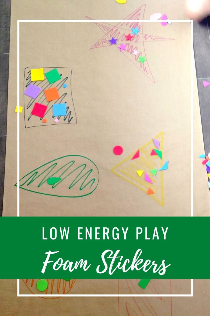 Ideas for play for parents who are chronically ill