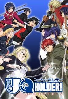 UQ Holder!: Mahou Sensei Negima! 2 Opening/Ending Mp3 [Complete]