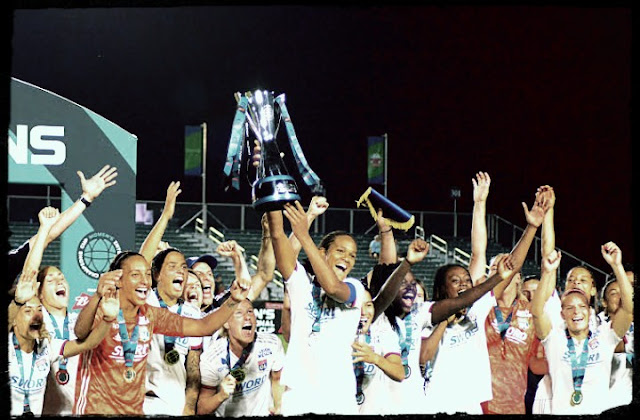 Women's Soccer League: Olympique Lyonnais Wins The ICC Title