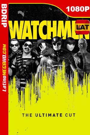 Watchmen (2009) Ultimate Cut Latino HD BDRIP 1080P ()