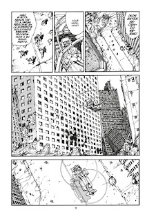 Reseña de AKIRA Edición Original vol. 4, de Norma Editorial.