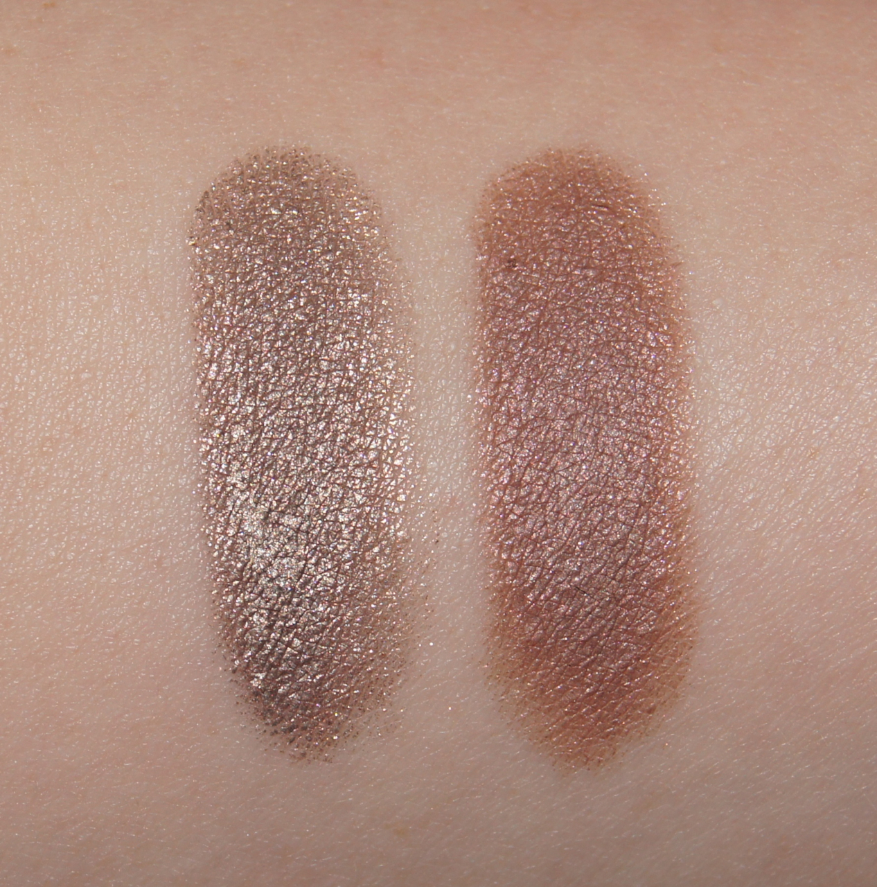 topshop nude eye contour bare undressed swatches