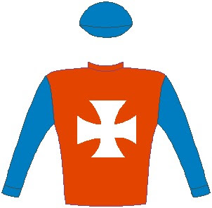 CROWDED HOUSE - Jockey Silks - Horse Racing