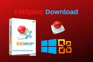 cara aktivasi windows 10 pro menggunakan KMSpico
