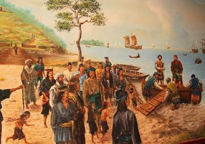 perkembangan masuknya sejarah agaram islam di Indonesia
