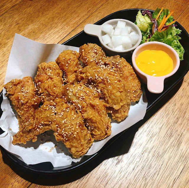 B.Station Korean restaurant