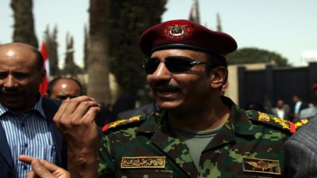 طارق صالح يظهر في الضالع