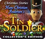 Hans Christian Andersen's Tin Soldier game banner