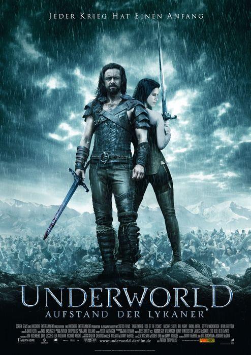 Nonton Film Underworld: Rise of the Lycans (2009)