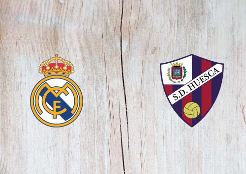 Real Madrid vs Huesca -Highlights 31 October 2020