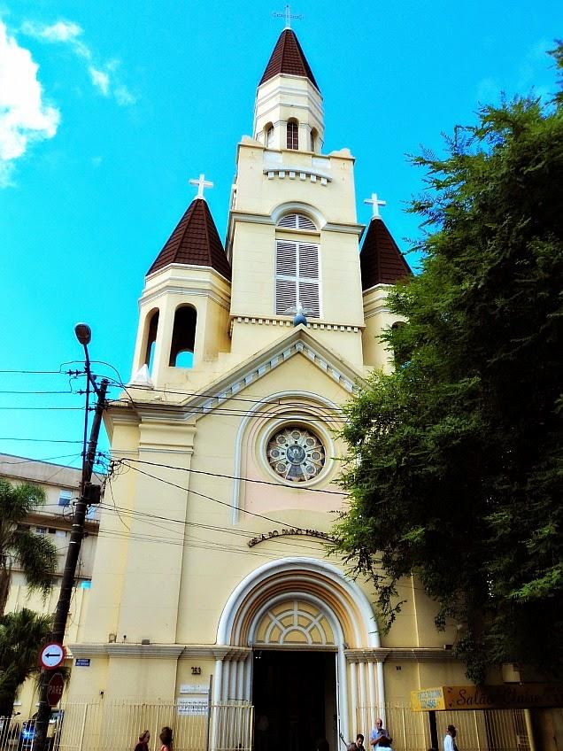 Capela do Divino Espírito Santo, Porto Alegre