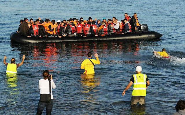 Αύξηση 200% στις μεταναστευτικές ροές το τελευταίο 5μηνο
