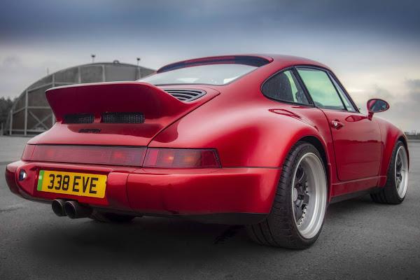 Signature 911: Porsche 911 (964) elétrico de 500 cv chega ao mercado