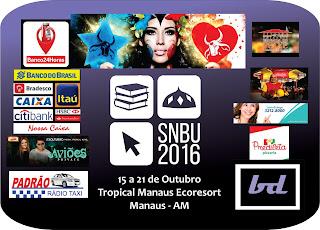 Utilidade pública aos participantes do SNBU2016 !