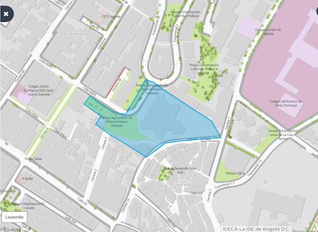 urbanizacion nueva granada
