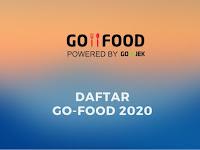 Cara Daftar Go-Food 2020 Jadi Lebih Murah