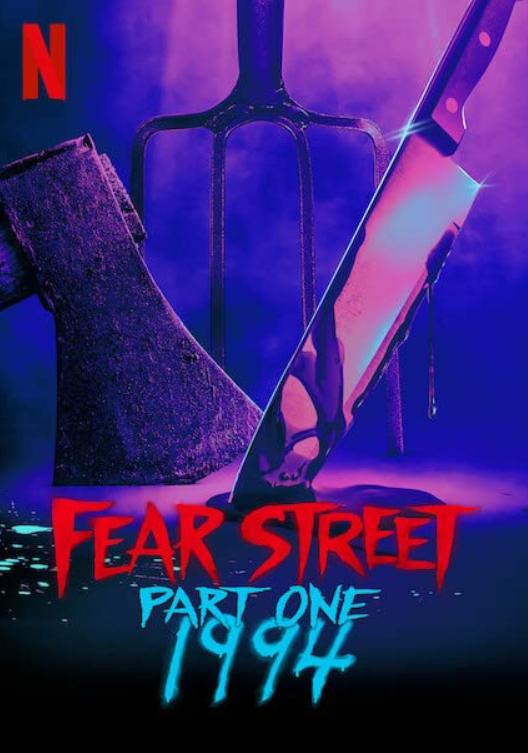 Fear Street Part One: 1994, Fear Street Trilogy, R.L. Stine, Horror, Crime, Mystery, Thriller, Netflix, Movie Review by Rawlins, Rawlins GLAM, Rawlins Lifestyle