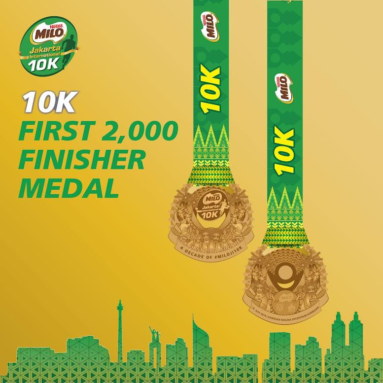 Milo Jakarta 10K 2019