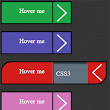 Create awesome capsule buttons with pure CSS3
