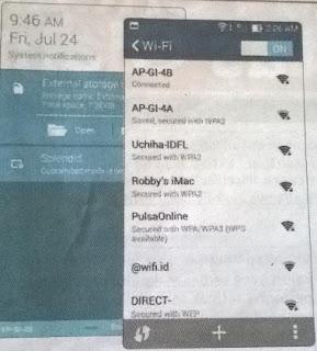 Internet Asus Zenfone C Specs