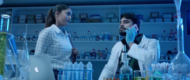Forensic 2020 Hindi Dubbed 720p HDRip