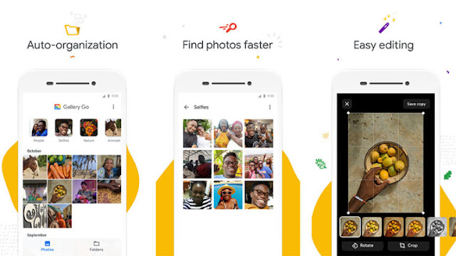 Download Gallery Go by Google Photos