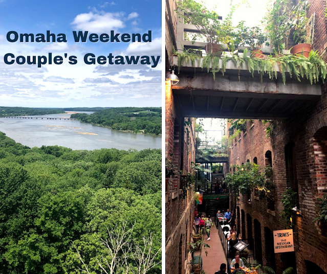 Weekend Getaway in Omaha, Nebraska: Hiking Adventures, Great Food, Local Art and Charm