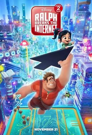 Download Ralph Breaks The Internet : Wrect-It Ralph 2 (2018) Sub