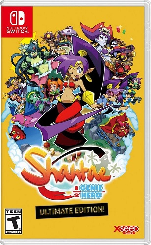 Shantae Half Genie Hero Ultimate Edition NSP Switch
