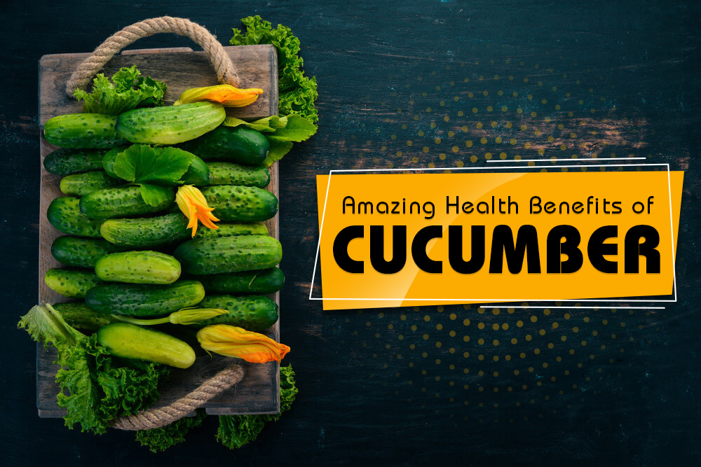 Benefits of Cucumber