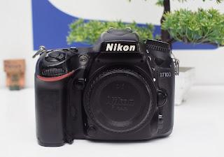 Jual Nikon D7100 Bekas Body Only