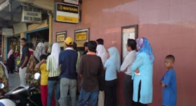 Mengharukan, Tak Bisa Kirim Uang Lewat ATM Untuk Sang Adik, Pria Ini Malah Mendapatkan....