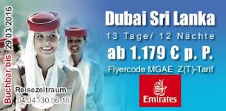 Kombireise Dubai