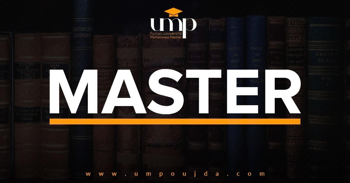 """FSJES Oujda : Liste de présélection """"Master Informatique Appliquée à l'Economie"""" 2018/2019"""