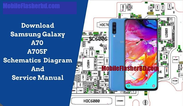 Samsung Galaxy A70-A705F Schematics Service Manual Pack Free Download For All