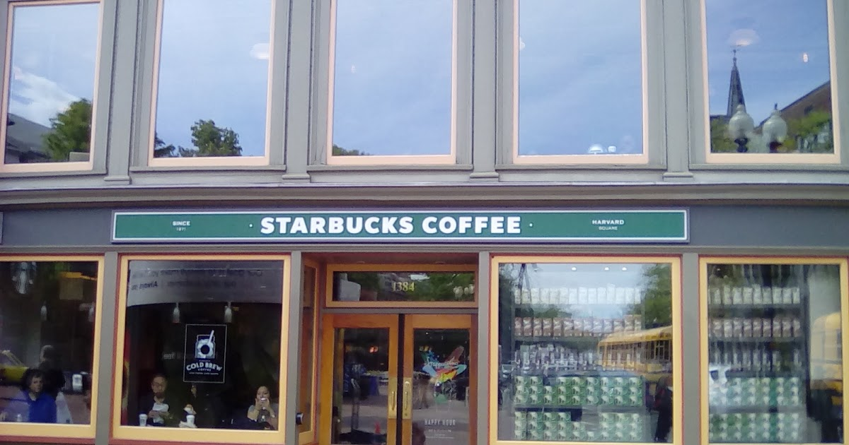 caso starbucks harvard With additional floor, new starbucks takes it to the next level third location in harvard square to feature live bands, group seating.
