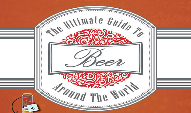 The ultimate guide to beer around the world #infographic