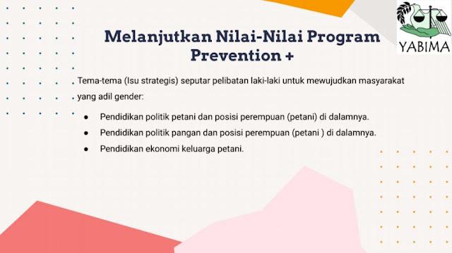 Prevention +