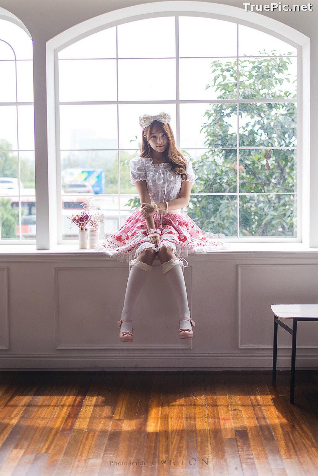 Image Korean Beautiful Model - Ji Yeon - My Cute Princess - TruePic.net - Picture-3