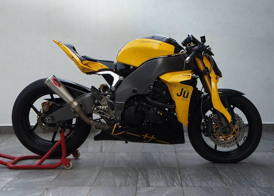 alpinestars on Twitter: The Yamaha MT-09 hyper naked with