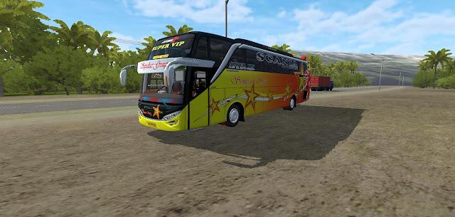 Mod JB2 SHD Scania K360 Base Adudu Cvt Jibril