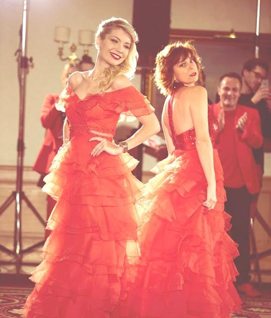 Robe de soirée, la couleur rouge pour plus d'élégance !