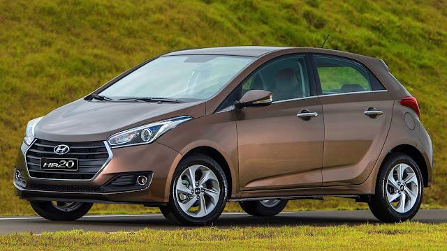 Hyundai HB20 2018: preços partem de R$ 42.500